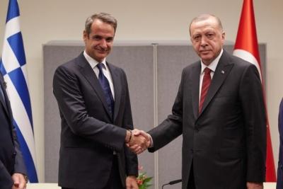 Αντίστροφη μέτρηση για τη συνάντηση Μητσοτάκη – Erdogan στις Βρυξέλλες (14/6) – Το μήνυμα του Έλληνα πρωθυπουργού