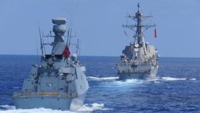 Τουρκική NAVTEX για έρευνες ανάμεσα σε Ρόδο και Καστελόριζο