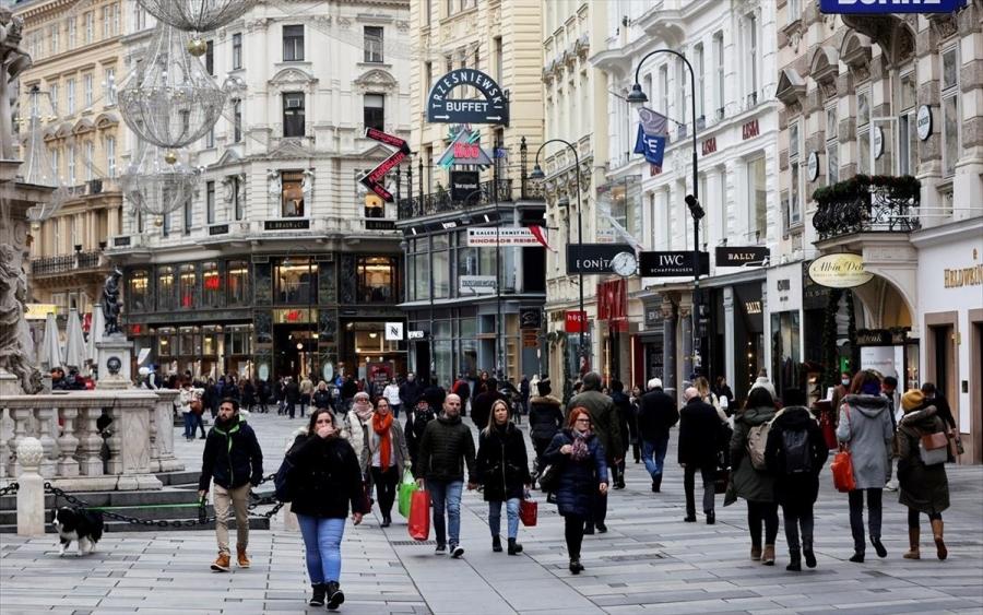 Αυστρία: Πιθανό νέο lockdown - Φόβοι για αύξηση των μεταλλαγμένων κρουσμάτων