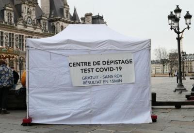 Γαλλία: Σε χαμηλό από το Σεπτέμβριο ο ρυθμός αύξησης των νέων κρουσμάτων (26/5)