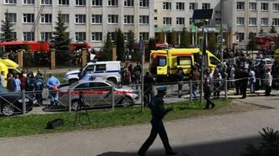 Ένοπλη επίθεση σε σχολείο της Ρωσίας - Τουλάχιστον 11 νεκροί, ανάμεσα τους και παιδιά