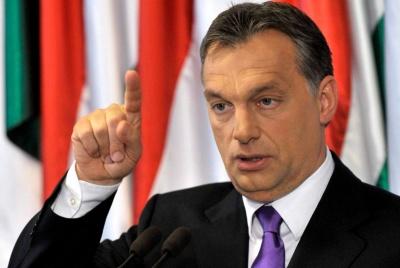 Orban: Η Ουγγαρία δεν θα επιτρέψει την επιβολή κυρώσεων σε βάρος της Πολωνίας