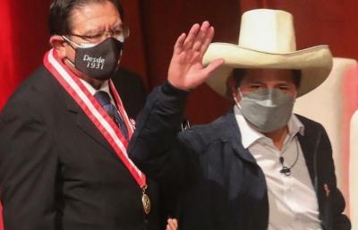 Περού: Παραιτήθηκε ο αρχηγός του Στρατού μετά τη νίκη του αριστερού Castillo στις εκλογές