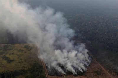 Βραζιλία: Θα ζητηθεί η συνδρομή του στρατού για την αντιμετώπιση των πυρκαγιών στον Αμαζόνιο