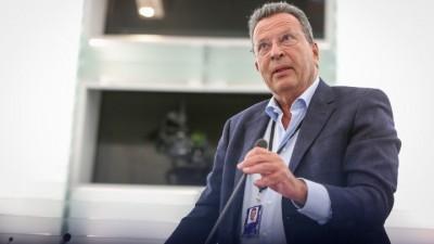 Κύρτσος (Ευρωβουλευτής ΝΔ): Να εξαιρούνται οι αμυντικές δαπάνες της Ελλάδας από τον υπολογισμό του δημοσιονομικού ελλείμματος