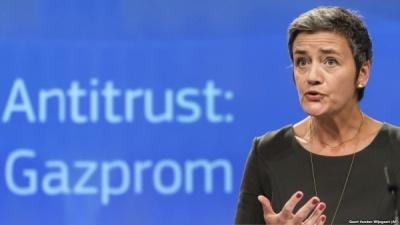 Η ΕΕ «κλείνει» την υπόθεση κατά της Gazprom χωρίς πρόστιμα - Αύξηση εξαγωγών «βλέπει» ο Miller