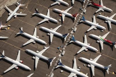 Στα 30 δισ. ευρώ τα πακέτα διάσωσης των αερομεταφορέων στην Ευρώπη λόγω πανδημίας