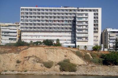 Η Περιφέρεια Αττικής αναλαμβάνει την ενεργειακή αναβάθμιση του νοσοκομείου «Μεταξά»
