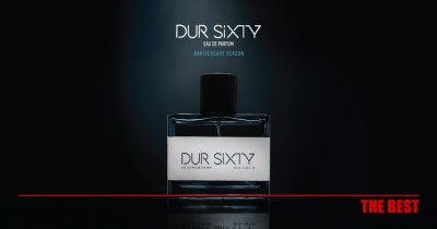 H DUR κυκλοφορεί το νέο επετειακό άρωμα για τα εξήντα χρόνια στον χώρο της μόδας