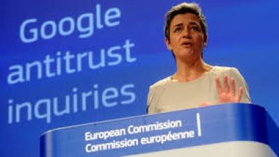 Πιθανή διάδοχος του Juncker η Δανή Επίτροπος Ανταγωνισμού Vestager που τα έβαλε με τους παγκόσμιους κολοσσούς