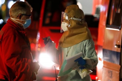H Πορτογαλία επιταχύνει τους εμβολιασμούς, αύξηση μολύνσεων του κορωνοϊού