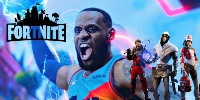 Icon skin στο Fortnite o LeBron James!