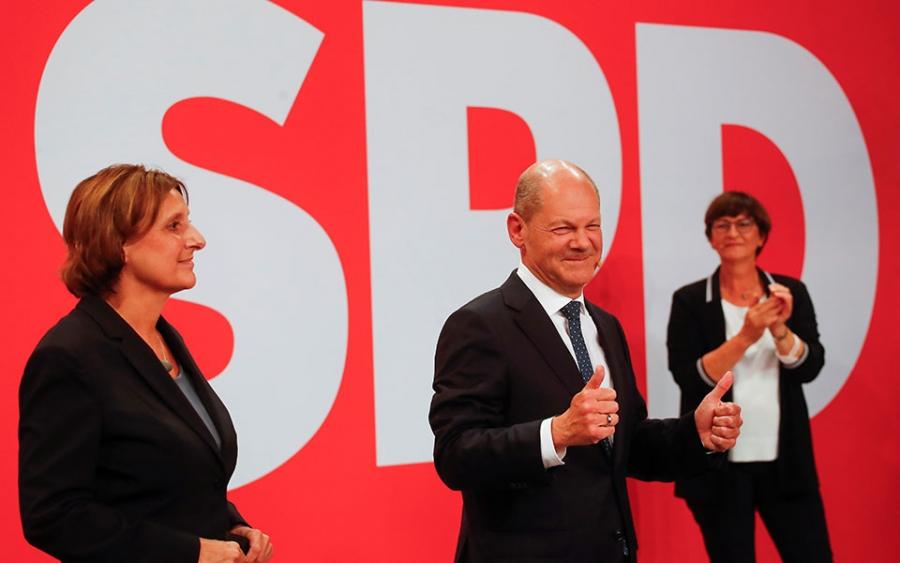 Scholz (SPD – Εκλογές Γερμανία 2021): Οι ψηφοφόροι θέλουν να είμαι ο επόμενος Καγκελάριος