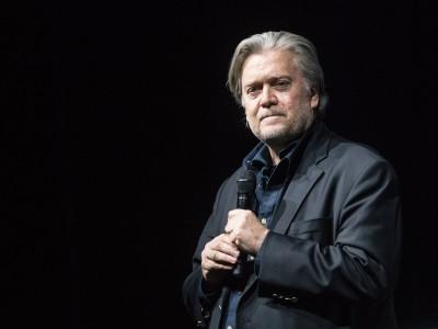ΗΠΑ: Συνελήφθη ο Steve Bannon, πρώην σύμβουλος του προέδρου Trump