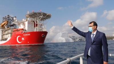 Donmez (Τούρκος υπουργός Ενέργειας): Πραγματοποιήσαμε οκτώ γεωτρήσεις στην Ανατολική Μεσόγειο