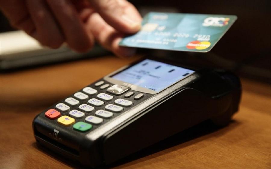 Καθολική η κυριαρχία ανέπαφων συναλλαγών - Κάρτα ακόμα και για αγορές 50 λεπτών