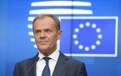 Tusk για Βρετανία: Ο Cummings και οι φίλοι του υπέρ του Brexit... φεύγουν όταν πρέπει να μείνουν