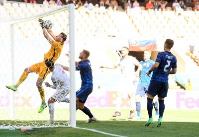 Σλοβακία – Ισπανία 0-1: Δεν θα το πιστέψεις αυτό που έκανε ο Ντούμπραβκα, άνοιξε το σκορ η Ισπανία! (video)