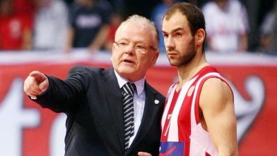 Σπανούλης για Ίβκοβιτς: «Ήσουν το ίδιο το μπάσκετ, είμαι συντετριμμένος»
