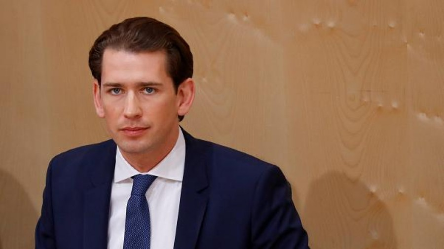 Kurz: Νέοι αυστηροί περιορισμοί για μήνες στην Αυστρία, μετά την άρση του lockdown 7/12
