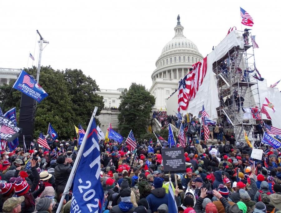 ΗΠΑ: Ξεκινά τις έρευνες η επιτροπή για την εισβολή στο Καπιτώλιο στις 6 Ιανουαρίου 2021
