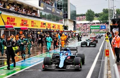 Formula 1: Απίστευτος αγώνας με νικητή Οκόν και έξι αποσύρσεις στην Ουγγαρία!