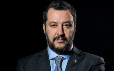Ανοιχτός ο Salvini για την προεδρία της Κομισιόν -  Μου το ζητάνε φίλοι, θα το σκεφτώ