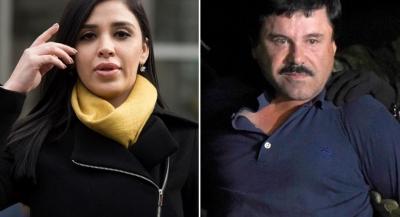 Για εμπόριο ναρκωτικών συνελήφθη η 31χρονη σύζυγος του «Ελ Τσάπο»