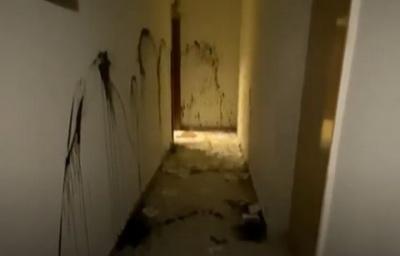 Θεσσαλονίκη: Επίθεση στο πολιτικό γραφείο του βουλευτή της Ν.Δ Στράτου Σιμόπουλου – Πέταξαν τρικάκια και μαύρη μπογιά