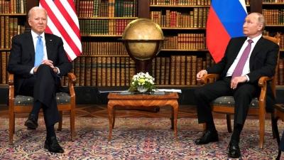 Η συνάντηση Biden και Putin στη Γενεύη - Δύο ώρες διήρκεσε το α' μέρος - Χαμηλά ο πήχης των προσδοκιών