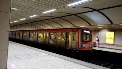 Χωρίς μετρό έως τις 10:00 το πρωί – Κανονικά η στάση εργασίας