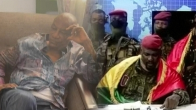 Γουινέα: Ο επικεφαλής του πραξικοπήματος διαβεβαίωσε ότι η χώρα θα σεβαστεί τις διεθνείς υποχρεώσεις της