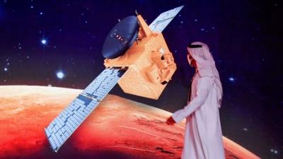 Ιστορική - διαστημική επιτυχία για ΗΑΕ - Η «Ελπίδα» τέθηκε σε τροχιά γύρω από τον πλανήτη Άρη