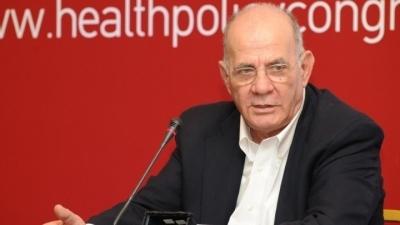 Κυριόπουλος (ΕΣΔΥ): Ένα δισεκ. το ιατρικό κόστος της πανδημίας, αλλά το μεγαλύτερο πρόβλημα οι επιπτώσεις στην οικονομία