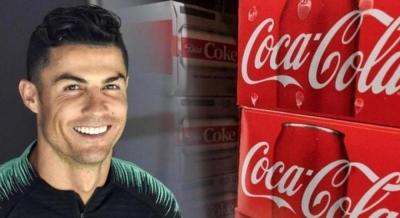 Και όμως… ο Ρονάλντο διαφήμιζε την Coca Cola! (video)