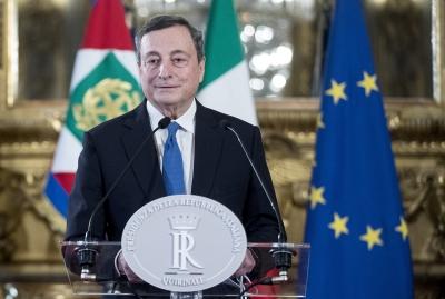 Ιταλία: Νέος γύρος διαβουλεύσεων Draghi - Ποιον ανησυχεί η θετική στάση Salvini - Εκτός ο Conte