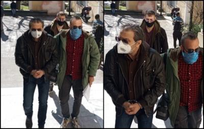 Ελεύθερος αφέθηκε ο Στέφανος Χίος μετά την απολογία του στα δικαστήρια της Ευελπίδων