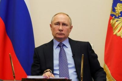Putin - Κορωνοϊός: Δεν θα αναγκάσουμε κανέναν να εμβολιαστεί