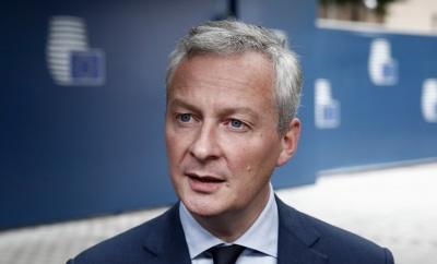 Η Γαλλία προτείνει να θεσπισθεί ελάχιστος συντελεστής φορολογίας επιχειρήσεων 12,5%