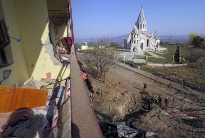 Ρωσία – Τουρκία: Κοινό κέντρο επιτήρησης της εκεχειρίας στο Nagorno Karabakh