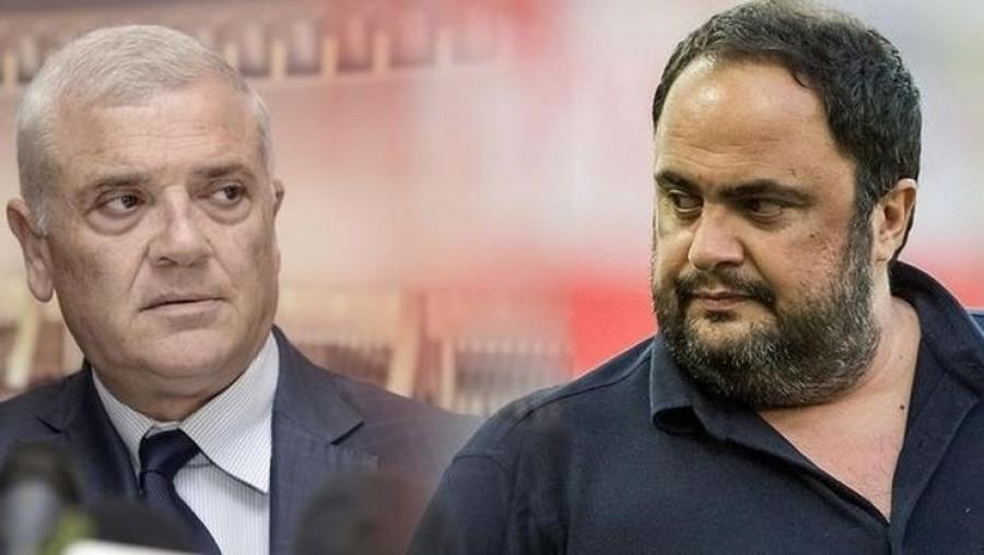 Σκληρή αντεπίθεση της Oil One και Δ. Μελισσανίδη κατά Μαρινάκη - Τον κατηγορούν για εκφοβισμό και εκβιασμό των υπουργείων