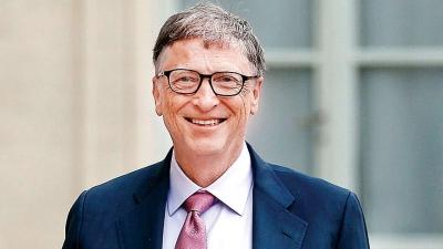 Πάνω από 1 δισ. δολάρια εξασφάλισε ο Bill Gates για την κλιματική αλλαγή