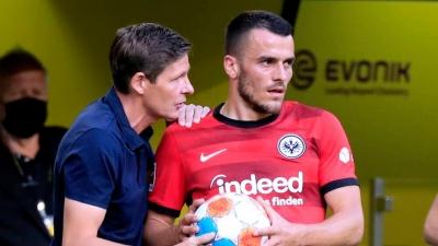 Άιντραχτ Φρανκφούρτης: Η ακτινογραφία των «Αετών», αντίπαλος του Ολυμπιακού στο Europa League