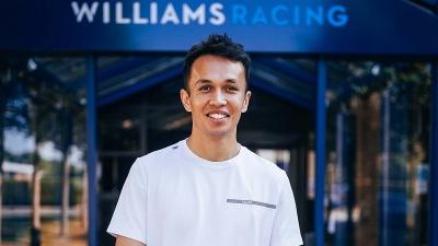 Formula 1: Άλμπον... 2022 στη Williams