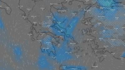 Καλλιάνος: Έρχεται η πιο ψυχρή εισβολή των τελευταίων 18 χρόνων για την εποχή - Χιόνια και στην Αττική