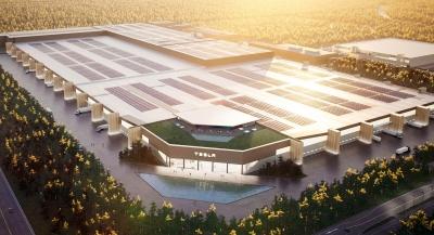 Το Gigafactory της Tesla στο Βερολίνο πάει για του χρόνου