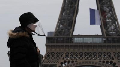 Η εισαγγελία του Παρισιού ξεκινά έρευνα για τη διαχείριση της κρίσης του κορωνοϊού
