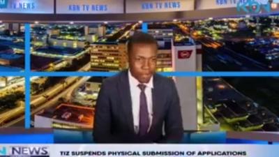 Παρουσιαστής διέκοψε το δελτίο ειδήσεων για να παραπονεθεί ότι... δεν έχει πληρωθεί - Χαμός στον «αέρα»