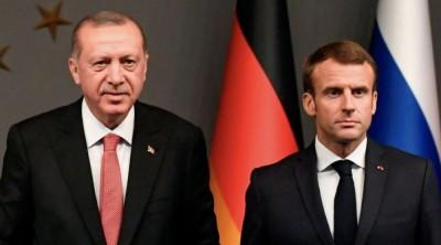 Τι κοινό έχουν Erdogan και Macron; - Βρίσκονται σε φθίνουσα πορεία στις δημοσκοπήσεις έχουν υποχωρήσει στο 32% με 33%