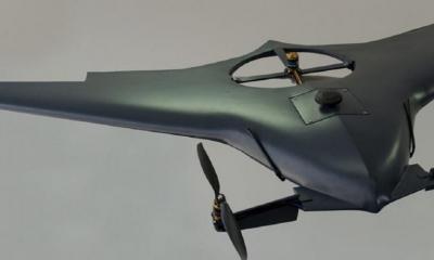 Με τεχνολογία… F-35 σχεδιάζεται το ελληνικό drone «Αρχύτας»